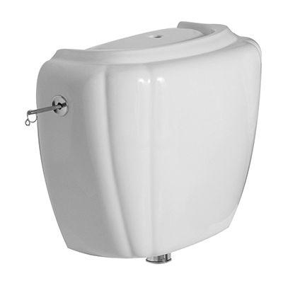 Globo Paestum spłuczka WC wysoko zawieszona biała PA010.BI