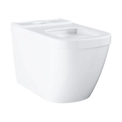 Grohe Euro Ceramic miska WC stojąca kompakt bez kołnierza biała 39338000