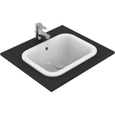 Ideal Standard Connect umywalka 50 cm wpuszczana w blat biała E505701