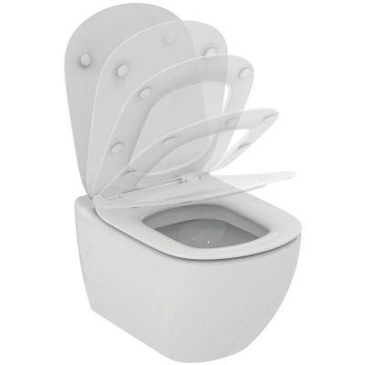 Ideal Standard Tesi miska WC wisząca biała T007801
