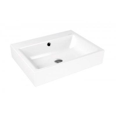 Kaldewei Puro umywalka 60x46 cm ścienna prostokątna model 3164 biały 901406013001