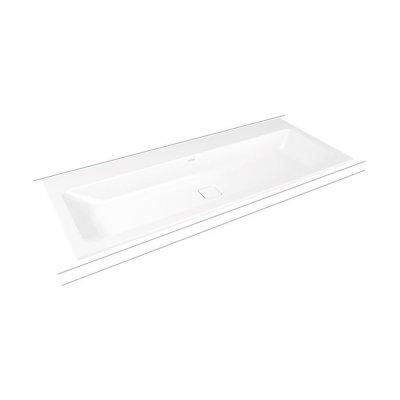 Kaldewei Cono umywalka 120x50 cm wpuszczana prostokątna model 3082 biała 901806013001
