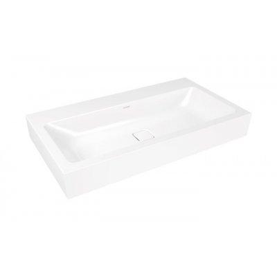 Kaldewei Cono umywalka 90x50 cm ścienna prostokątna model 3090 biała 902606013001