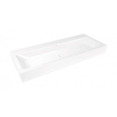 Kaldewei Cono umywalka 120x50 cm ścienna prostokątna model 3091 biała 902706013001