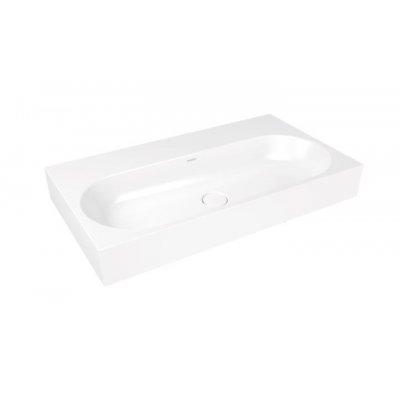 Kaldewei Centro umywalka 90x50 cm ścienna prostokątna model 3062 biała 903506013001
