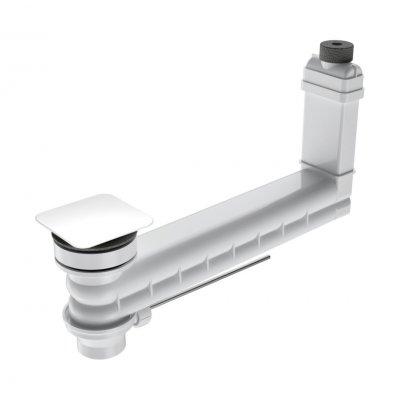 Kaldewei Clou zestaw odpływowo-przelewowy model 3901 biały 905400000001