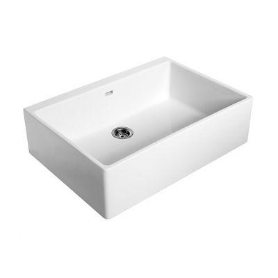 Koło Nova Pro zlewozmywak ceramiczny 70x50 cm biały 5230-000