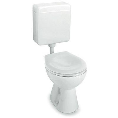 Koło Nova Pro Junior miska WC ustępowa stojąca biała 63005-000