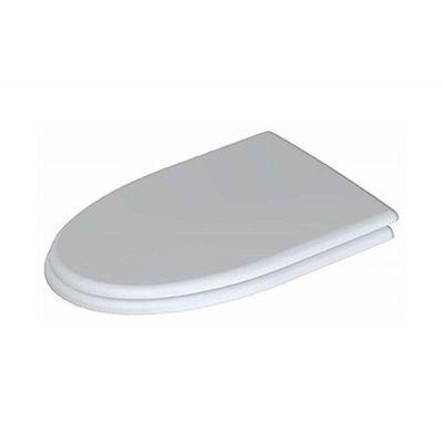 Koło Solo deska sedesowa miękka biała 70131000