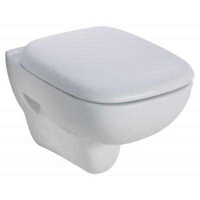 Zestaw miska WC wisząca z deską wolnoopadającą Koło Style (L23100900, L20112)
