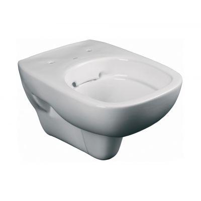 Koło Style miska WC ustępowa lejowa wisząca Rimfree Reflex biała L23120900