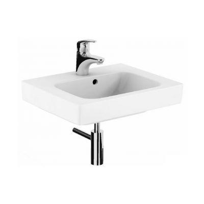 Koło Modo umywalka 50x40 cm prostokątna Reflex biała L31950900