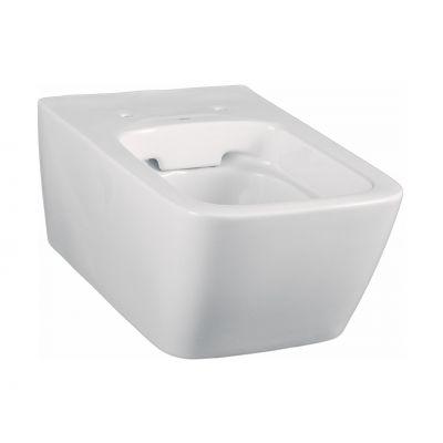 Koło Life miska WC ustępowa lejowa wisząca Rimfree biała M23120000