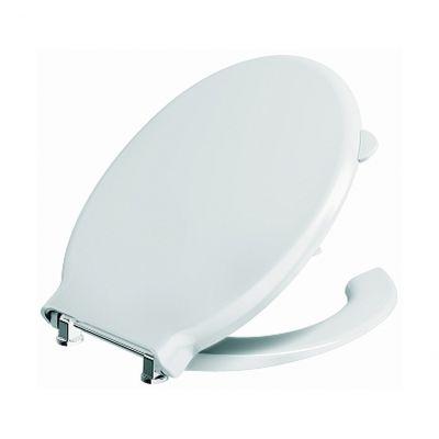 Koło Nova Pro Bez Barier deska sedesowa Duroplast dla niepełnosprawnych biała M30119000