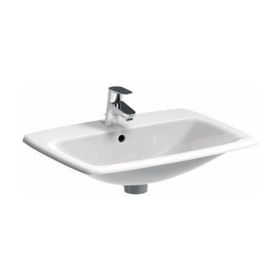 Koło Nova Pro umywalka 60x45 cm wpuszczana prostokątna biała M31861000