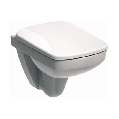Zestaw miska WC wisząca z deską wolnoopadającą Koło Nova Pro (M33104000, M30116000)
