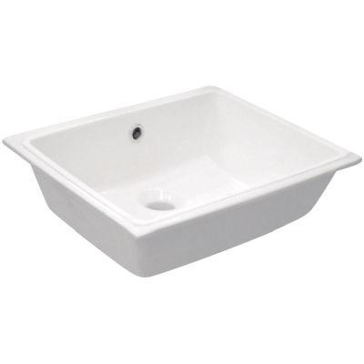 Kerasan Slim umywalka 75x34 cm prostokątna biała 022501
