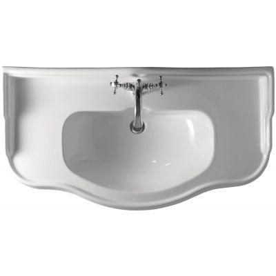Kerasan Retro umywalka 100x54,5 cm biała 105001