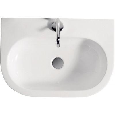 Kerasan Flo umywalka 60x42 cm biały 314201