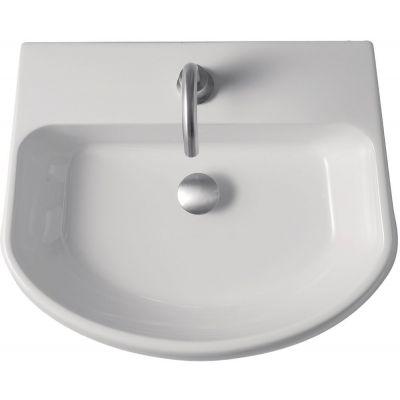 Kerasan K09 umywalka 60x47 cm biała 364601