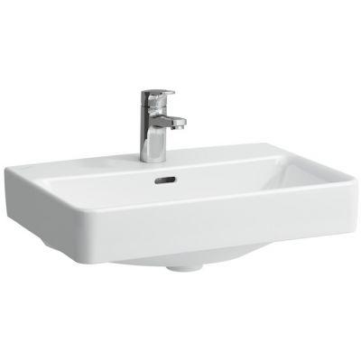 Laufen Pro S umywalka 55x38 cm nablatowa biała H8129520001041