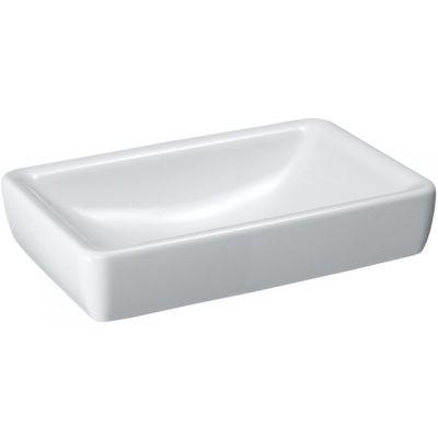 Laufen Pro S umywalka 60x40 cm nablatowa biała H8169520001121
