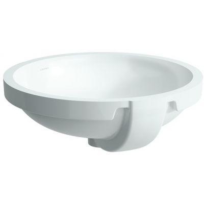 Laufen Pro B umywalka 46,5x47 cm podblatowa biała H8189620001091