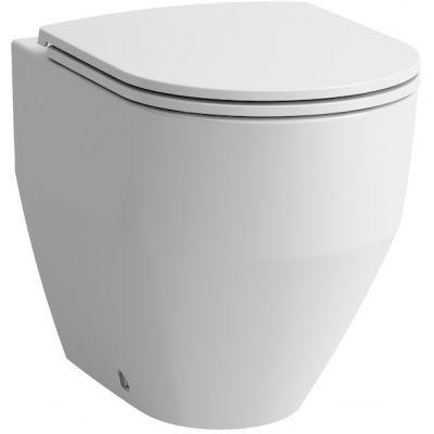 Laufen Pro A miska WC stojąca przyścienna Rimless biała H8229560000001