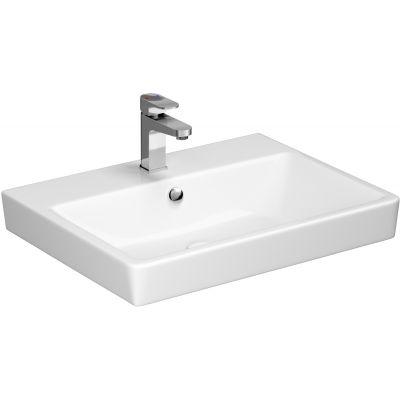 Opoczno Splendour umywalka 61x46 cm meblowa biała K40-002