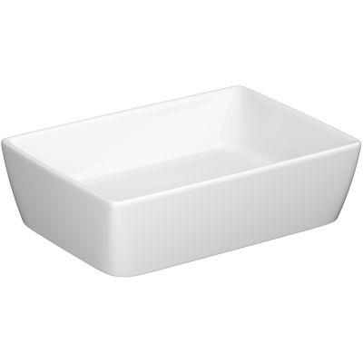 Cersanit City umywalka 51x36 cm nablatowa biała K35-048