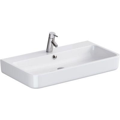 Opoczno Urban Harmony umywalka 80x45 cm meblowa biała OK580-001-BOX