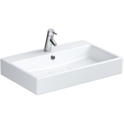 Opoczno Metropolitan umywalka 70x46,5 cm meblowa biała OK581-005-BOX