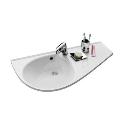 Ravak Avocado Comfort umywalka 95x53 cm prawa biała XJ9P1100000