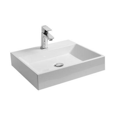 Ravak Natural 500 umywalka 50x45 cm ścienna biała XJO01250000