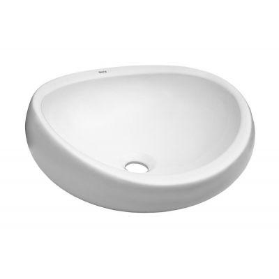 Roca Urbi 1 umywalka 45 cm nablatowa biała A327225000