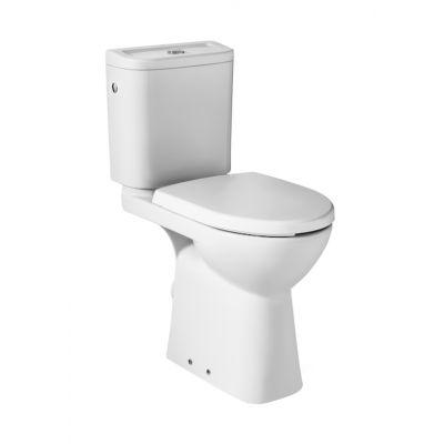 Roca Victoria Dostępna Łazienka miska WC kompaktowa biała A342236000