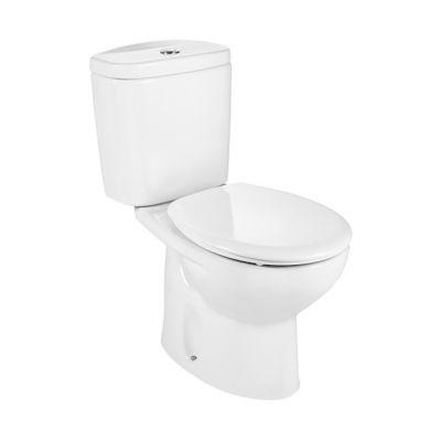 Roca Victoria miska WC kompaktowa biała A342394000