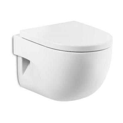 Roca Meridian Compacto miska WC wisząca biała A346248000