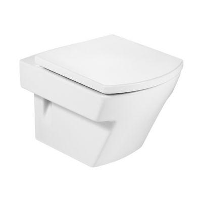 Roca Hall Compacto miska WC wisząca biała A346627000