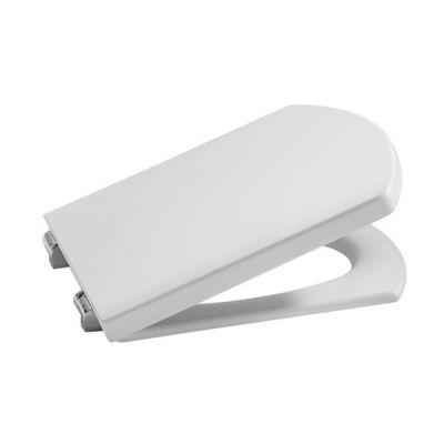 Roca Hall Compacto deska sedesowa wolnoopadająca biała A801622004