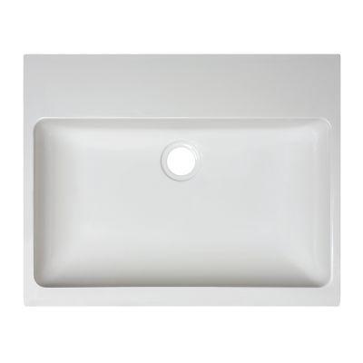 Sanplast Free Mineral umywalka prostokątna 60x50 cm Unb-M/Free 640-280-0300-01-000