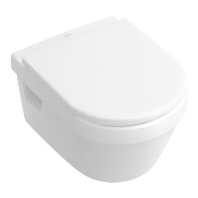 Villeroy & Boch Omnia Architectura combi-Pack zestaw miska WC CeramicPlus z deską wolnoopadającą 5684H1R1