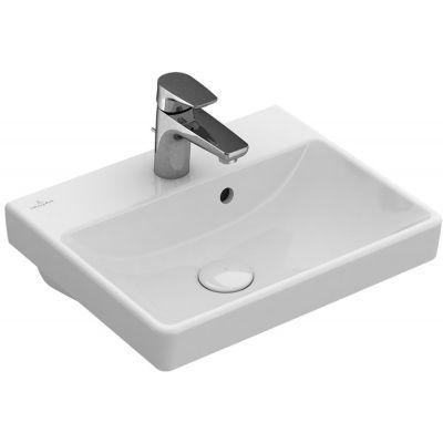 Villeroy & Boch Avento umywalka 45x37 cm prostokątna Weiss Alpin 73584501