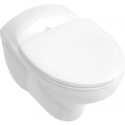 Villeroy & Boch O.Novo miska WC wisząca dla dzieci CeramicPlus 760210R1