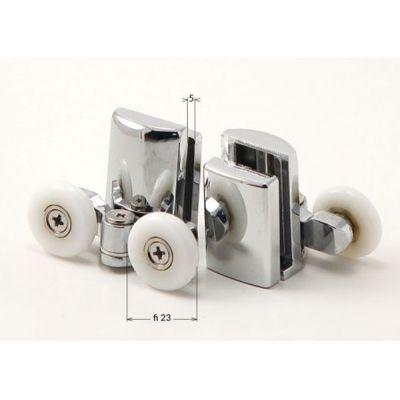 Deante rolki dolne do kabiny prysznicowej XKCO1RC05