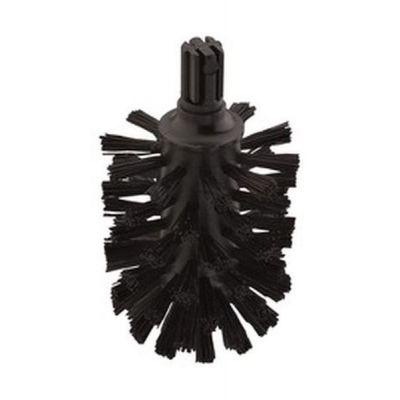 Hansgrohe główka szczotki toaletowej czarna 40068000