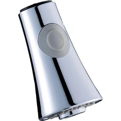 Laveo Daru wylewka do baterii kuchennej chrom CTB069D