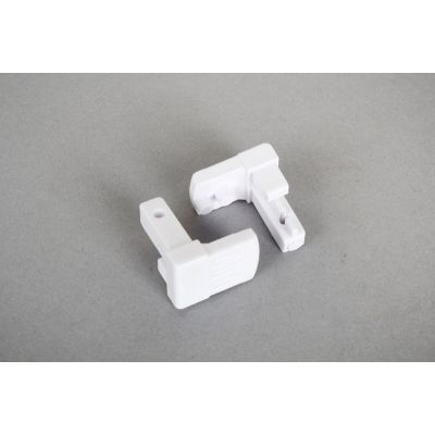 Sanplast komplet suwaków biały 660-C0528