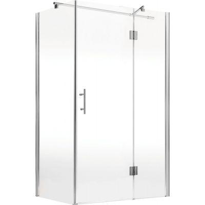 Deante Abelia kabina prysznicowa 100x90 cm prostokątna chrom/szkło przezroczyste KTA047P