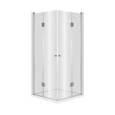 Deante Kerria kabina prysznicowa 100 cm kwadratowa szkło transparentne KTK043P
